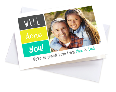 postsnap personalised photo card app UK