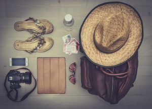 What to pack for your holiday away