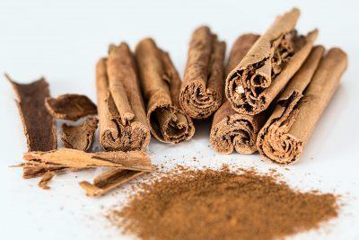 Cinnamon chocolate easter mocktail