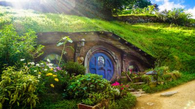 Hobbiton in New Zealand should be on your bucket list