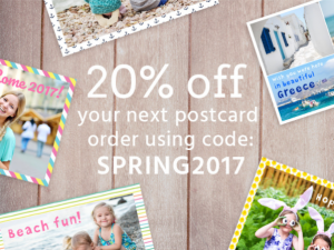 Spring Easter holiday discount code